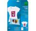 SIGEL Inkjet-Transfer T-Shirt A4 IP651 helle Textilien 10 Blatt