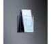 SIGEL Wandprospekhalter A6/5 LH117 transparent