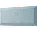 SIGEL Akustik-Platte Sound Balance SB122 hellblau 800x400x42mm
