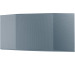 SIGEL Akustik-Board Sound Balance SB200 dunkelgrau 800x400x65mm