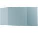 SIGEL Akustik-Board Sound Balance SB202 hellblau 800x400x65mm
