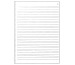 SIMPLEX Kommissionsbuch A4 14006 rot 50x2 Blatt