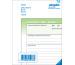 SIMPLEX Gutscheine A6 15277 grün/weiss 100x2 Blatt