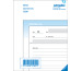 SIMPLEX Quittungen F A6 15301F blau/weiss 50x2 Blatt