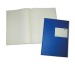 SIMPLEX Geschäftsbuch A4 17133 blau 120 Blatt