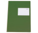 SIMPLEX Statistikbuch A4 19083 grün 80 Blatt