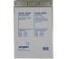 SIMPLEX Schreibunterlage Platfix 32004 aluminium, für A4 hoch