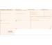 SIMPLEX Einzahlungsschein BESR A4 38222 orange, 90g 100 Stück