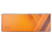 SIMPLEX Querkalender Colors 2021 40657.21 290x105mm,orange,1W/2S