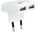 SKROSS Euro USB Charger 1.302420 white, retail