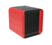 SONNENK. Keramikheizung 1500W 20100021 Cuby rot