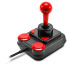 SPEEDLINK Competition Pro Joystick SL650212B USB, Black/Red