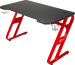 SPEEDLINK Scarit Gaming Desk SL660100B black/red