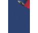 STEWO Geschenkpapier Uni Duplo 252265824 0.5x250m blau
