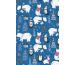 STEWO Geschenkbeutel Morris 253164204 12x22cm blau