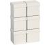 STEWO Geschenkbox 13.5x13.5x12.5cm 255178569 hellbeige One Colour