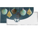 STEWO Geschenkkarte Selene 258163484 11x23cm blau