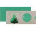 STEWO Geschenkkarte Edmond 258163654 11x23cm dunkelgrün