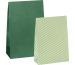 STEWO Geschenkbeutel One Colour 258178269 12.5x6.5x19cm dunkelgrün