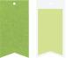 STEWO Geschenkanhänger One Colour 258178284 hellgrün
