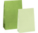 STEWO Geschenkbeutel One Colour 258178289 12.5x6.5x19cm hellgrün