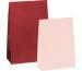 STEWO Geschenkbeutel One Colour 258178459 12.5x6.5x19cm dunkelrot