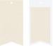STEWO Geschenkanhänger One Colour 258178565 hellbeige