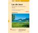 SWISSTOPO Wanderkarte 11x17,5cm 3316T Lac de Joux 1:33´333