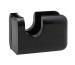 TESA Handabroller leer 19mmx33m 564300001 schwarz