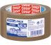 TESA Verpackungsband 50mmx66m 571680000 braun