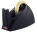 TESA Tischabroller EasyCut Prof. 574220000 schwarz, für 25mm Rollenbreite