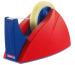 TESA Tischabroller EasyCut 66mx25mm 574220000 rot/blau