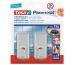 TESA Powerstrips Haken Classic 580510001 2 Haken/4 Strips Large