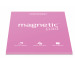 TESLA AM. Magnetic Pad A5 030 pink 50 Blatt
