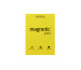 TESLA AM. Magnetic Pad A4 33 yellow 50 Blatt