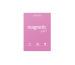 TESLA AM. Magnetic Pad A4 38 pink 50 Blatt