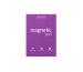 TESLA AM. Magnetic Pad A4 39 violet 50 Blatt