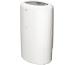 TORK Abfallbehälter B1 50l 563000 weiss 629x389x289mm