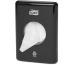 TORK Hygienebeutel Spender B5 566008 schwarz 140x100x36mm