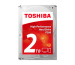 TOSHIBA HDD P300 High Performance 2TB HDWD120EZ internal, SATA 3.5 inch