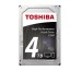 TOSHIBA HDD X300 High Performance 4TB HDWE140EZ internal, SATA 3.5 inch