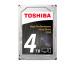 TOSHIBA HDD X300 High Performance 4TB HDWE140UZ internal, SATA 3.5 inch BULK