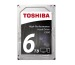 TOSHIBA HDD X300 High Performance 6TB HDWE160UZ internal, SATA 3.5 inch BULK