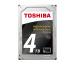TOSHIBA HDD N300 High Reliability 4TB HDWQ140UZ internal, SATA 3.5 inch BULK