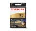 TOSHIBA COMPACT FLASH Exceria 32GB THN-C501G PRO C501 W150 / 160 gold