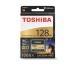 TOSHIBA COMPACT FLASH Exceria 128GB THN-C501G PRO C501 W150 / 160 gold