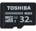 TOSHIBA Micro SDXC Exceria M203 32GB THN-M203K EA with Adapter