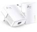 TP-LINK Gigabit Powerline Starter Kit AV1000 TL-PA7017 KIT
