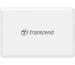 TRANSCEND CardReader USB 3.1 Gen 1 TSRDF8W2 white, SD/microSD/CF slots