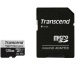 TRANSCEND microSD Card 330S, 128GB TS128GUSD UHS-I U3 with Adapter, HP